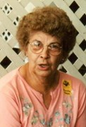 Irene Proulx ... retired office clerk at Olympia Sportswear
