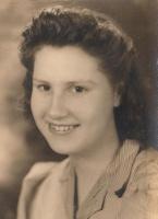 Ruth Dexter ... grew up in Milton; worked in shoe industry