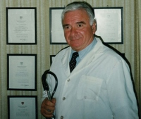 Dr. Peter Ejarque ... was chair of Frisbie Medical Dept.