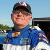 Robert Baribeault ... drag racer; formerly of Rochester