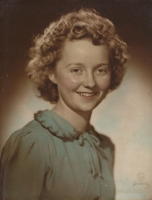 Margery F. Googins ... enjoyed sewing, playing cards