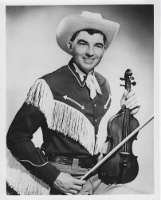 Milton P. Appleby ... known for his fiddle playing