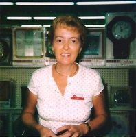 June E. Spencer ... avid Patriots fan; enjoyed puzzles
