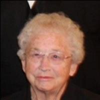 Marion Elizabeth Chisholm (Ellis) ... longtime RN