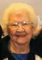 Alberta R. (Dunk) Randall ... active in church