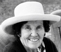 Gwendolyn Swope ... had lived abroad many years