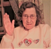 Winifred Hersey ... former campground owner, Homemakers volunteer