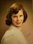 Dorothy Louise Roberts ... enjoyed volunteering