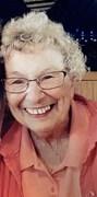 Elizabeth Huson ... enjoyed bird watching, sewing