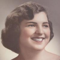Glenna Mae Trafton ... longtime Frisbie employee