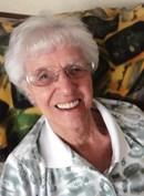 Fostina Mae Carlson ... enjoyed sewing, knitting