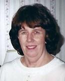 Joan Danner ... enjoyed times on Ayers Lake