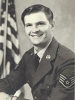 Dennis H. Frye ... retired as Air Force Senior  Mstr. Sgt.
