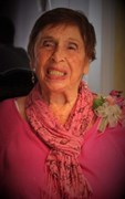 Barbara H. Foss ... enjoyed country dancing; at 95