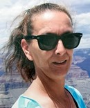 Jacqueline L. Lawrence ... enjoyed NASCARl at 55