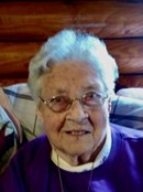 Loraine G. Gilman ... at 87