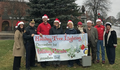 Upcoming parade, tree lighting usher in holiday season