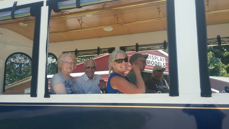 Historic Lebanon trolley rides a tough ticket on a beautiful day