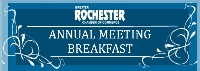 Annual chamber breakfast set for Jan. 31 at Frisbie