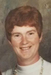 Margaret Goldthwaite ... longtime Bethany United Methodist Church communicant