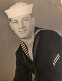 Walter 'Wally' E. Thayer ... 30-year Navy veteran