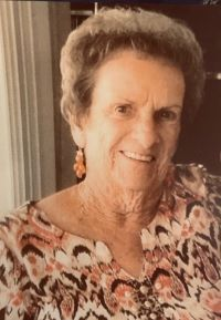 Gaynell (Gay) Ann Dukes ... enjoyed gardening