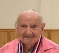 Julia King Millette ... ran 4-H Club; oldest of 11 children