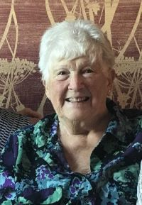 Lois Hallam Grover ... formerly of Rochester; at 84