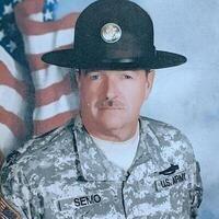 Richard Semo ... former drill sergeant, combat engineer