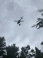 Hiker rescued from remote portion of AT after experiencing chest pains