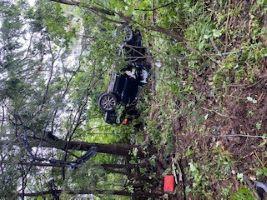 North Berwick woman injured in turnpike rollover