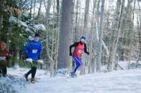 MMRG Wolfeboro snowshoe race full of outdoors fun