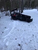 Speed, alcohol blamed in fatal snowmobile crash