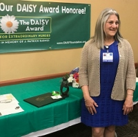 Portsmouth hospital nurse named DAISY award winner