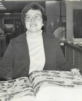 Suzanne Clement ... longtime Foster's Daily Democrat librarian