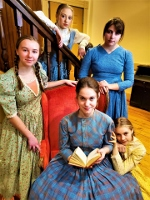 Alcott's classic 'Little Women' headed for Garrison Players stage