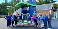 Ribbon cutting held for HRCU's new ITM/ATM in East Rochester
