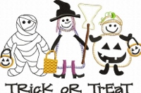 Trick or Treating set for Monday, October 30