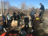 Climbing atop rocks to take photos results in severe injury for Bangor man