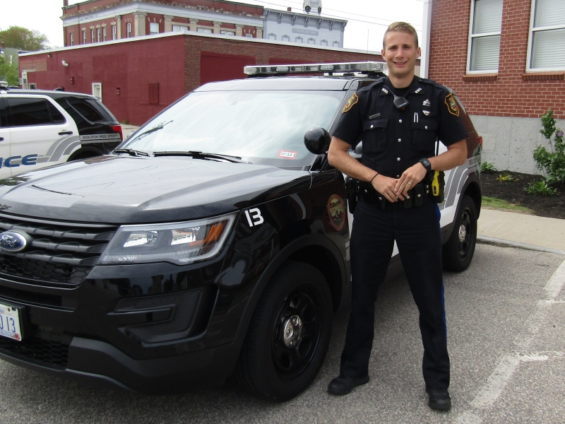 Rochester officer to light ceremonial flame for state's Special Olympics