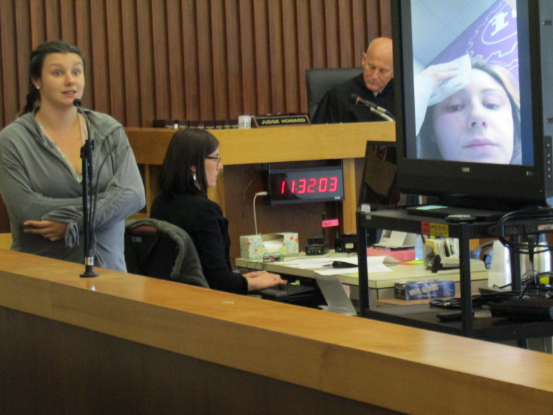 PF assault trial narrows its focus: Did defendant show extreme indifference to life?