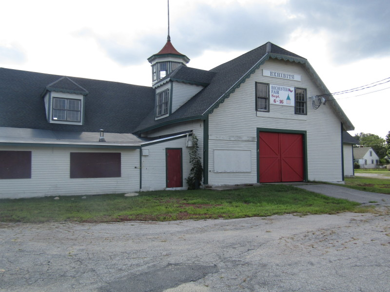 Fire Department officials begin inspection process of Rochester Fair Exhibition Hall