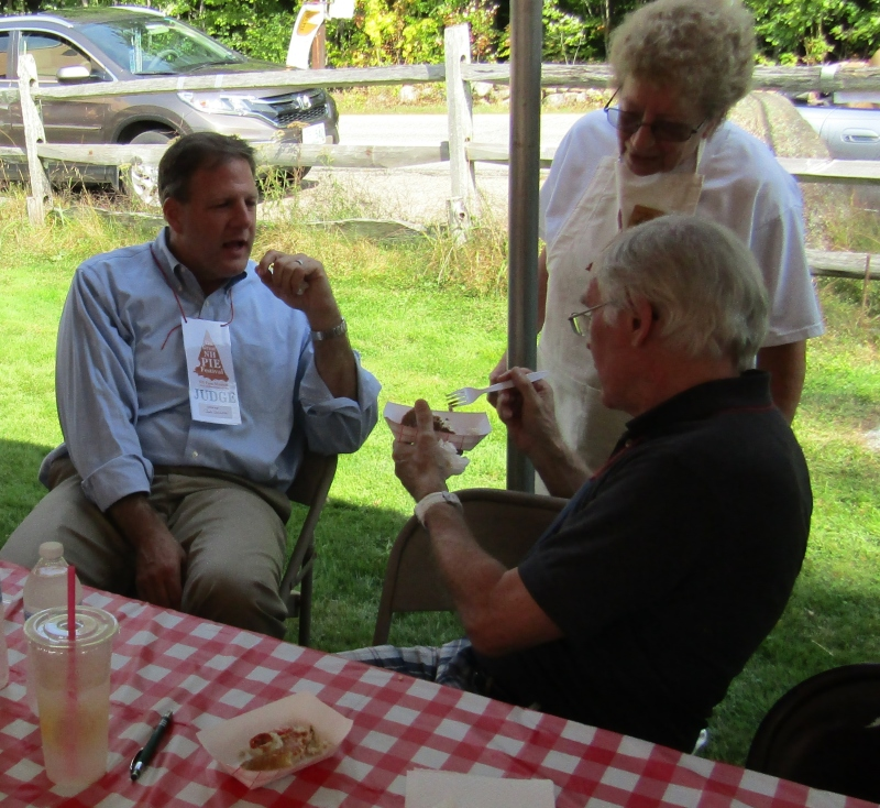 'Pi-partisan' effort at Farm Museum gives DC pols roadmap to get stuff done
