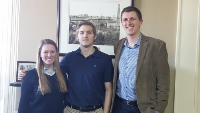 Dover CPA firm welcomes trio of UNH interns