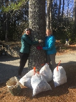 MMRG, volunteers marshal Earth Day cleanups