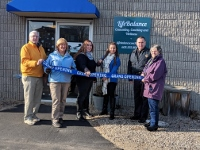 Chamber ribbon cutting held for LifeBalance Counseling of Gonic