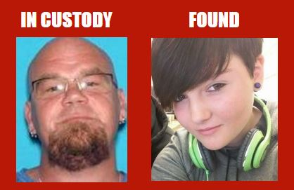 UPDATE Missing girl found in Hampton, N.H.; stepfather in custody
