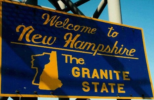 'U.S. News and World Report' names N.H. No. 2 state