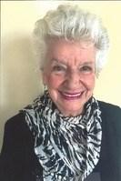 Yvette Brock ... enjoyed singing in church choir