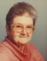 Thelma Louise 'Toddy' Ellis ... enjoyed knitting; at 94